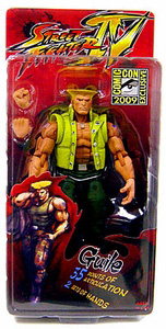 Street Figther 4 - SDCC 2009 Guile