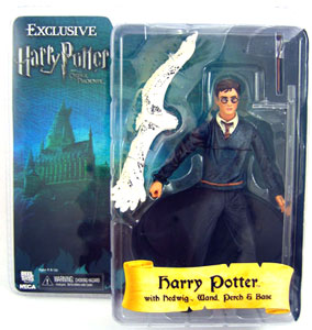 SDCC Harry Potter  Exclusive - Harry and Hedwig