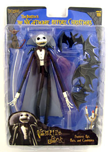 NBX Vampire Jack Skellington Convention Exclusive