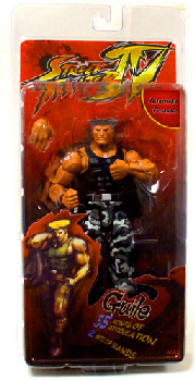 Street Figther 4 - Survival Mode - Guile