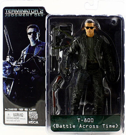 Terminator 2 - T-800 - Battle Across Time