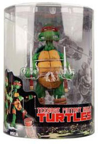 TMNT Tube Packaging - Raphael