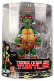 TMNT Tube Packaging - Michaelangelo