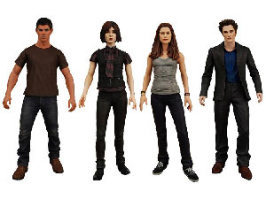 Twilight New Moon - Series 1 Set of 4