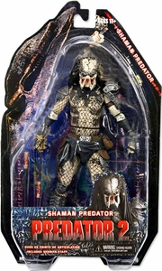 NECA Predators 2 Movie - Shaman Predator