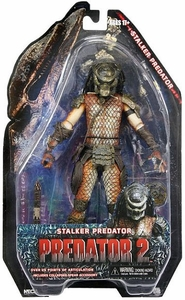 NECA Predators 2 Movie - Stalker Predator