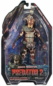 NECA Predators 2 Movie - Snake Predator