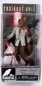 Resident Evil 10th - Lab Coat Zombie