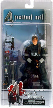 Resident Evil 4 Series 2: Leon Kennedy Exclusive