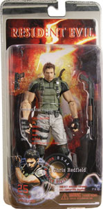 Resident Evil 5 - Chris Redfield