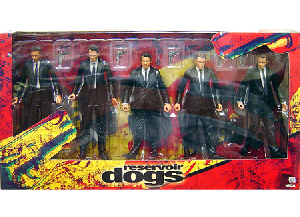 Reservoir Dogs - Box Set of 5