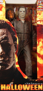Rob Zombie Halloween - 18-Inch Michael Myers