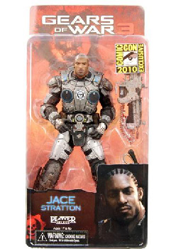 Gears Of War  - SDCC Jace Stratton