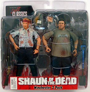 Shaun of the Dead: Winchester Shaun & Ed 2-Pack