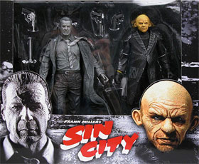 Sin City - Hartigan and Yellow Bastard Twin Pack
