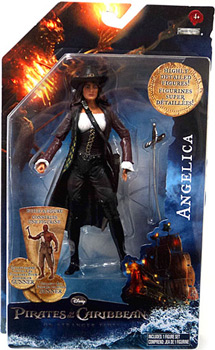 POTC - On Stranger Tides - 6-Inch Angellica