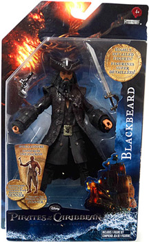 POTC - On Stranger Tides - 6-Inch Blackbeard