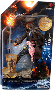 POTC - On Stranger Tides - 6-Inch Captain Jack Sparrow