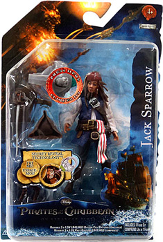 POTC - On Stranger Tides - 3.75-Inch Captain Jack Sparrow