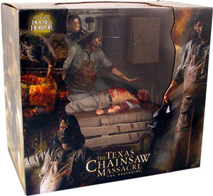 TEXAS CHAINSAW MASSACRE BEGINNING BOX SET