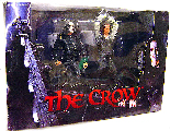 The Crow Roof Top Box Set