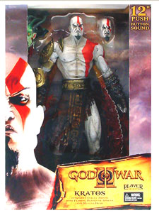 God of War - 12-Inch Kratos