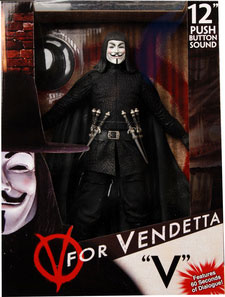 12-Inch V for Vendetta