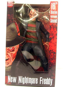 New Nightmare 18-Inch Freddy Krueger