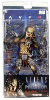 Alien Vs Predator  - Requiem - UnMasked Predator