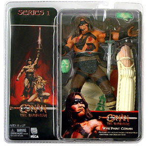 Conan The Barbarian - Warpaint