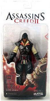 Assassin Creed - Ezio - Black Cape