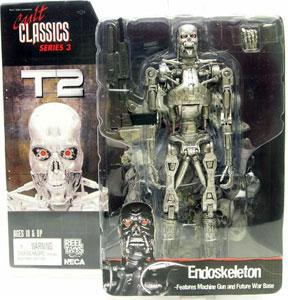 Cult Classic Terminator 2: T-800 Endoskeleton
