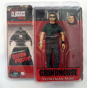 Grindhouse - Stuntman Mike