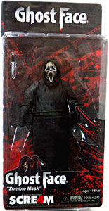 Cult Classic Scream 4 - Zombie Mask Ghost Face