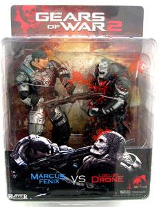 Gears Of War Marcus Vs Locust Drone
