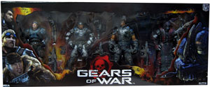Gears Of War Series 2 Human Box Set