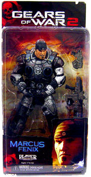 Gears Of War  Series 3 - Marcus Fenix