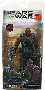 Gears Of War 3 - Augustus Cole with One Shot