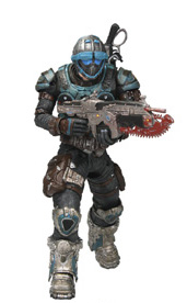 Gears of War - Series 6 - COG Soldier