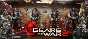 Gears Of War 2 - Locust HIVE Boxed Set