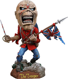 Iron Maiden -The Trooper- Head Knocker