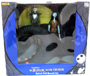 Jack and Sally Spiral Hill Boxed Set
