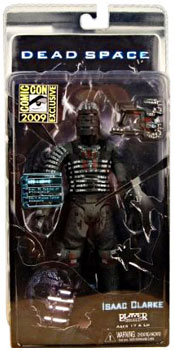 SDCC 2009 Exclusive Isaac Unitology Variant