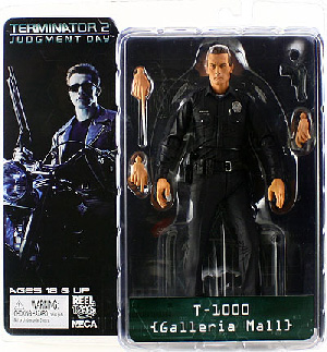 Terminator 2 - T-1000 - Galleria Mall