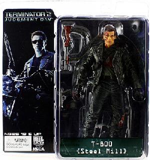Terminator 2 - T-800 - Steel Mill