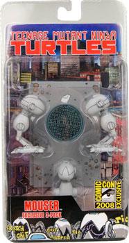 TMNT - Mouser 3 Pack SDCC