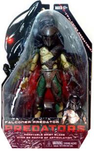 NECA Predators - Falconer Predator