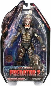 NECA Predators 2 Movie - City Hunter