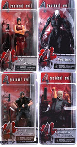 Resident Evil 4 Series 1 Set of 4 [RANDOM LEON]
