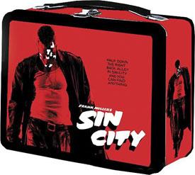 Sin City Lunch Box